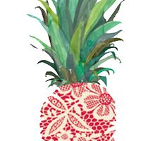 Pink Pineapple by Kyko619