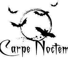 Carpe noctem, seize the night by beakraus