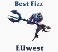 Best Fizz EUwest by TypoGRAPHIC