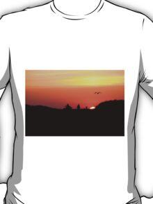 South Beach Sunset T-Shirt