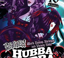 Hubba Hubba Revue | Euphrates Dahout | Pirates! by caseycastille