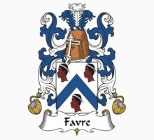 Favre Coat of Arms (French) by coatsofarms