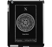 Wheel of Fortune Tarot X iPad Case/Skin