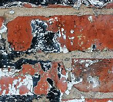 Brick Abstract 5 by marybedy