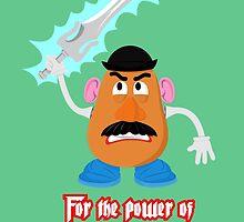 Playskool Power by Mariotaro Designs