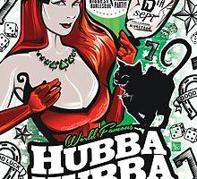 Hubba Hubba Revue   Szandora LaVey   Lucky 7th Anniversary by caseycastille