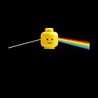lego dark side of the moon by trojanwill96