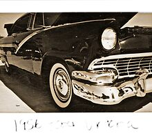 1956 Ford Victoria  by ArtbyDigman