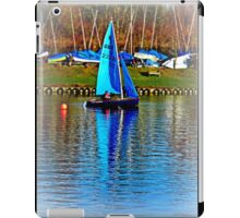 Little Bouy Blue iPad Case/Skin