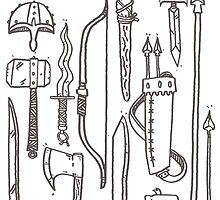 Warrior's Kit. by coteybucket