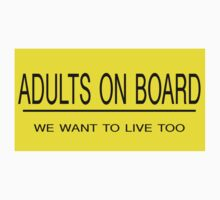 adults on board by Chasingbart