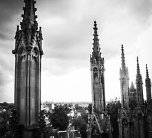 Spires by Mounty