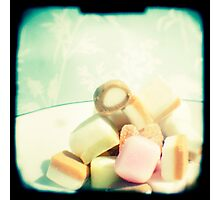Dolly mixture Photographic Print