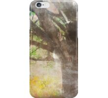 Shroud of Mystery iPhone Case/Skin