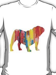 English Bulldog 2 T-Shirt