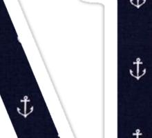 delta gamma anchors Sticker