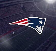 New England Patriots by Davantmay