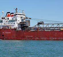 CSL Niagara by marybedy