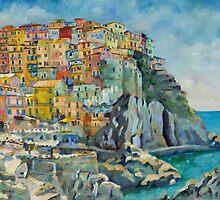 Cinque Terre by Chris Brandley by ChrisBrandley