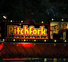 State Fair Pitchfork by michaelshelley