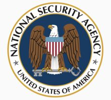 National Security Agency (NSA) by Cami-McCall