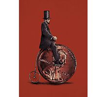 Penny Farthing option  Photographic Print