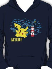Nevermind Pikachu T-Shirt