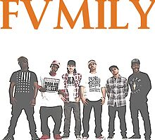 "Funk Volume ""Fvmily"" Photo by yungcoconut"