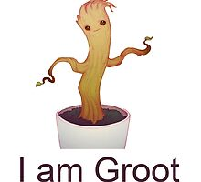 Groot by geekcases