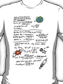 Kerbal Orbit Science 1 T-Shirt
