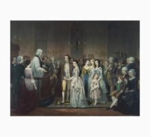 The Wedding of George Washington and Martha Dandridge Kids Clothes