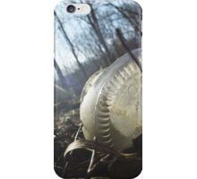 Bottle in the Wood iPhone Case/Skin