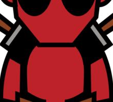 Deadpool - Cloud Nine Sticker