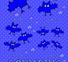 Nits for Kids - Counting Bats by nits-for-kids