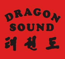 Dragon Sound Tee by evanmayer