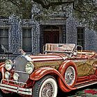 1929 Packard Custom Eight Roadster by Mike Pesseackey (crimsontideguy)