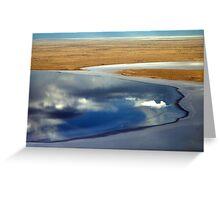 Beach of Dreams Greeting Card
