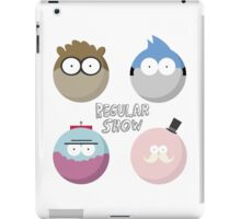 Regular Show: Design 1 iPad Case/Skin