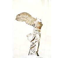 Winged Victory of Samothrace Photographic Print