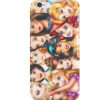 Disney Princesses iPhone Case/Skin