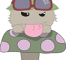 What does Teemo Poro say? by xperdiex
