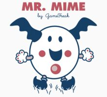 Mister Mime Kids Clothes