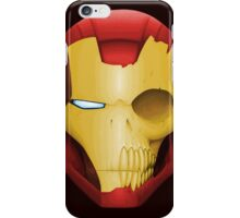 Iron Man Skull iPhone Case/Skin