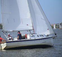 More Terrible Sailing at Goolwa by Stuart Daddow Photography