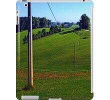 The way of power | landscape photography iPad Case/Skin