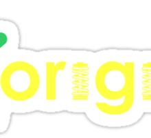 Bee original (1) Sticker