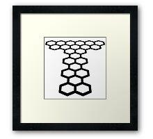 BBC Torchwood Logo Framed Print