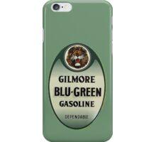 Gilmore Blu-Green Gasoline iPhone Case/Skin