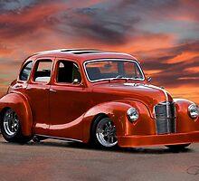 1949 Austin A40 Devon Pro Street IV by DaveKoontz