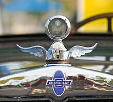 Boyce MotoMeter and Chevrolet by DaveKoontz